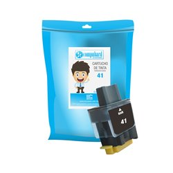 TINTA COMPATIBLE BROTHER LC 41 NEGRO
