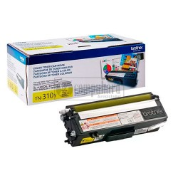 TONER ORIGINAL BROTHER TN310 AMARILLO