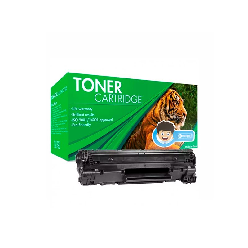 TONER COMPATIBLE HP 35A 36A 85A I-AICON