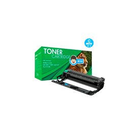 TONER COMPATIBLE BROTHER DR 210 CYAN I-AICON
