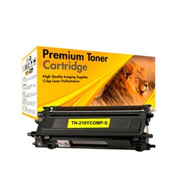 TONER COMPATIBLE BROTHER TN 210 AMARILLO G2