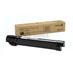 TONER ORIGINAL XEROX WORKCENTRE 7525 NEGRO 26K
