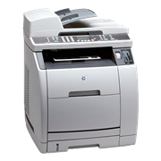 Color LaserJet 2820 All-in-One